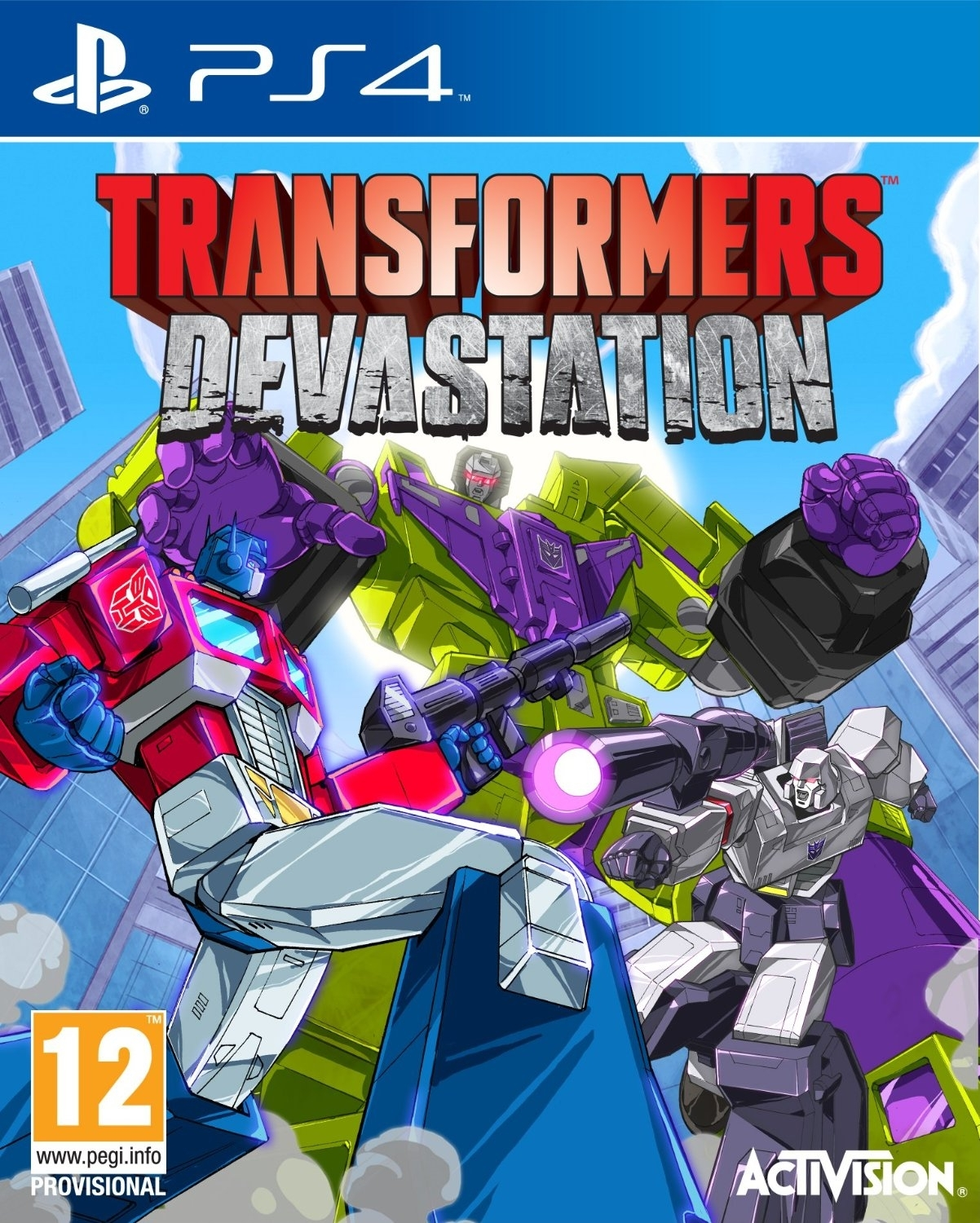Transformers: Devastation (PS4)